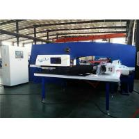 Buy cheap CNC Mechanical Turret Punching Machine 28 Station Energy Conservation product
