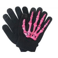 Buy cheap Cool Touch Screen Gloves, made of acrylic with special conductive material in 3 finger tip product