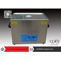 Buy cheap Industrial 480W Ultrasonic Parts Washer Single Frequency 27000ml from wholesalers