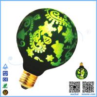 China Christmas tree decoration G95 LED bulb green color wholesale