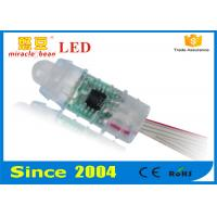 Buy cheap 12mm 5V RGB XH6897 LED Pixel Light 0.3 Watt IP67 130 ° Viewing Angle product