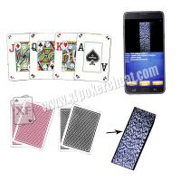 Buy cheap Belgium Copag Plastic Marked Poker Cards For Entertainment / Private party product