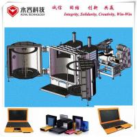 Buy cheap Laptop Enclosure Vacuum Coating Equipment With Copper Sputtering Deposition System product