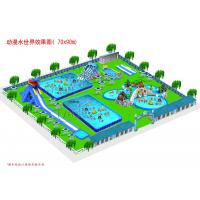 China Whole Paradise Planning Portable Water Park Customized Water Park Combination on sale
