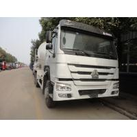 China Factory sale best price SINO TRUK HOWO 6*4 12M3 cement mixer truck, HOT SALE! HOWO 12cubic meters truck mounted mixer on sale