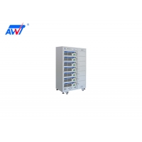 Buy cheap 70V 20A 7 Channel Battery Formation Equipment / Lithium Battery Pack Aging Machine product