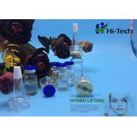 Buy cheap Factory Supply 2.5ml 5.0ml Vial Mesotherapy Hyaluronic Acid Liquid Hydro lifting Injection ,OEM / ODM product