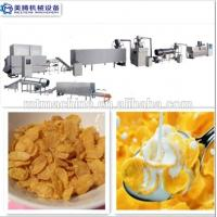 China Breakfast  snack Corn Flakes/corn snack  Making Machine/processing line on sale