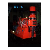 Buy cheap High Torque 6150N.m Core Drilling Rig , Water Well Drilling Rig product