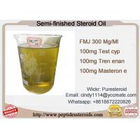 Buy cheap Newest Injectable Steroid Gear FMJ 300 Mg/ml For Bodybuilding, Premade Oil FMJ 300 product