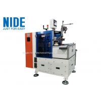 Buy cheap Middle Size Stator Winding Automatic Lacing Machine For Single Phase Motor product