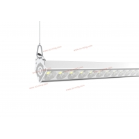 Buy cheap Surface Mounted 20W 6500K Linear Wall Wash Light Ra70 product