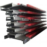 China Easy Install Steel Structure Stadium Bleachers Rotating Stage Platform For Events wholesale