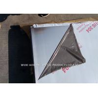 Buy cheap Inox 0.8 mm 304 Stainless Steel Sheet BA NO 4 Finish As Customized from wholesalers