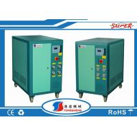 China Water Cooled / Air Cooled Chiller Plant For Shoe Making Industry Freezer on sale