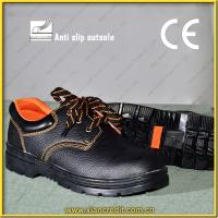 China safety shoes steel toe cap on sale