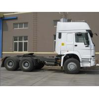 Buy cheap Euro 2 Emission Howo Tractor Truck ,  Flat Cab HW 76 Cabin Sinotruk Howo Truck from wholesalers