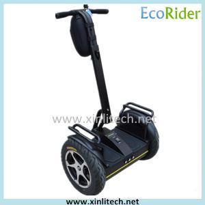 Buy cheap リース旅行のための 17 インチのバランスをとっているカスタマイズされた 2 つの車輪の電気スクーターの自己 product