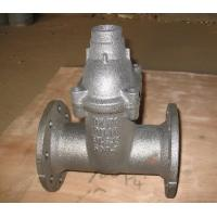 China Ductile iron casting gate valve on sale