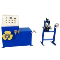 Buy cheap Automatic Loop Forming Precision Layer Winding Machine High Efficiency product