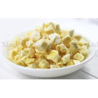 Buy cheap Delicious Sweet Freeze Dried Fruit / Pineapple Dehydrated Fruit product