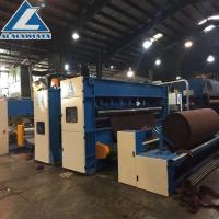 China Highly Stable ALSL-2000mm Fiber Carding Machine Needle Punching Machine Line on sale