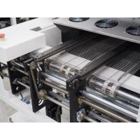 China 32KW 8 Heating Zones GS-800-N Lead Free Reflow Oven for 50-400mm Wide Pcb on sale