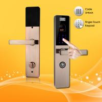 Buy cheap Anti-theft Password Door Lock with Finger-touch Keypad Waterproof product