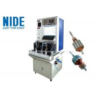 Buy cheap Armature Motor Testing Equipment For Electrical strength , Double Working Station product