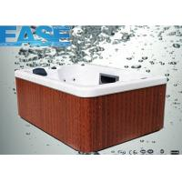 square acrylic whirlpool massage outdoor hydro hot tub for. Black Bedroom Furniture Sets. Home Design Ideas