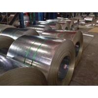 Buy cheap Hot Dipped Galvanized Steel Coil with Beautiful Spangles 0.65 mm x 1912 mm product