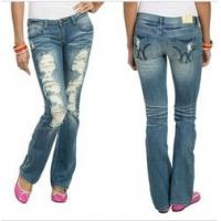 Buy cheap Extreme Destroyed Bootcut Jean for women   product