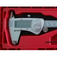 Metal Casing Fractional Digital Caliper 200mm x 0.01 IP 54 Silver