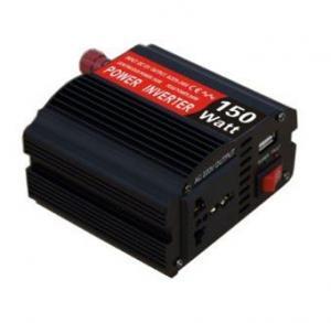China Car inverter charger Power adapter 150W Car Power Inverter DC 12V to AC 220V USB 5V on sale