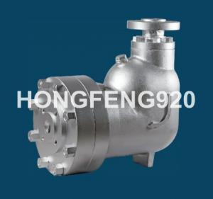 China 角度は機械蒸気トラップ弁PN63の蒸気水トラップを取付けます wholesale