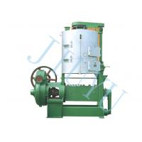 Buy cheap Cold Pressing Screw Sunflower Seed Oil Press Machine High Capacity 18.5 kw product