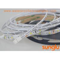 Buy cheap Waterproof SMD3528 60D Display Cabinet Flexible LED Strip light LED tape with male plug L822 product