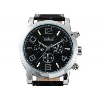 Buy cheap Sport Boy Mechanical Automatic Watches Multifunction , Leather Bands product