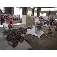 Buy cheap PET Material Monofilament Making Machine , Monofilament Extrusion Line Easy Operation product