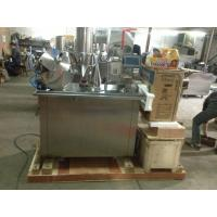 Buy cheap High Efficient Semi Automatic Capsule Filling Machine Widely Used Simple Operation product