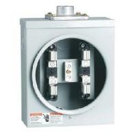 Buy cheap 100A Square Meter Socket with Hub product
