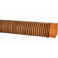 10 Inch Flexible Duct Hose : Inch high temperature redistant pvc flexible wire air