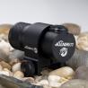 Custom Lumintop X10 Flashlight , Weapon Mount Torch Tactical Flashlight for sale
