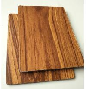 Buy cheap 2mmの3mm木の質のアルミニウム合成のパネルはのためのキャビネット ドア カバーをketichen product