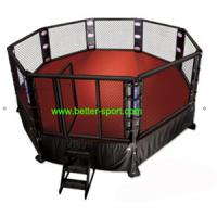 Buy cheap MMA cage, boxing ring, boxing arena, oem accepted product