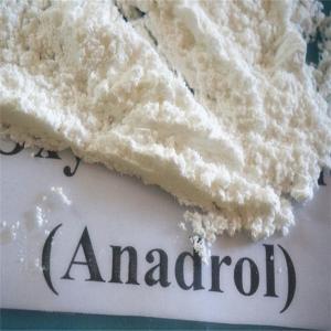 Oxymetholone pour les stéroïdes anabolisant oraux sous la forme de poudre pour le muscle construisant le cas : 434-07-1