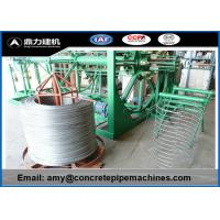 China Convenient Operation Wire Cage Welding Machine Quick Forming HGZ on sale