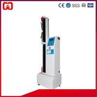 Buy cheap Single Column Button Type Tensile Strength Testing Machine product