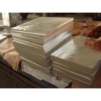 Buy cheap Smooth Magnesium Alloy Sheet 92nΩM Electrical Resistivity Corrosion Resistant product