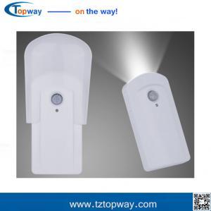 China Electric torch flash light washroom LED Sensor Wireless wall Night Light on sale